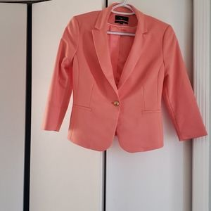 RW&CO cute coral spring jacket